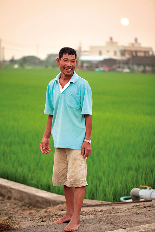 台灣有不少農友需要關注,像是本土小麥及黑豆,品質不輸進口貨。