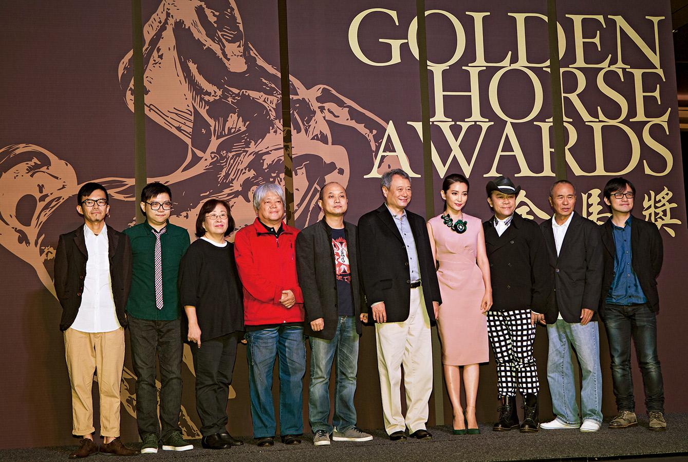 金馬獎評審團制度嚴謹,今年由李安導演出任評審團主席,進行為期10天的「入闈」審片工作。