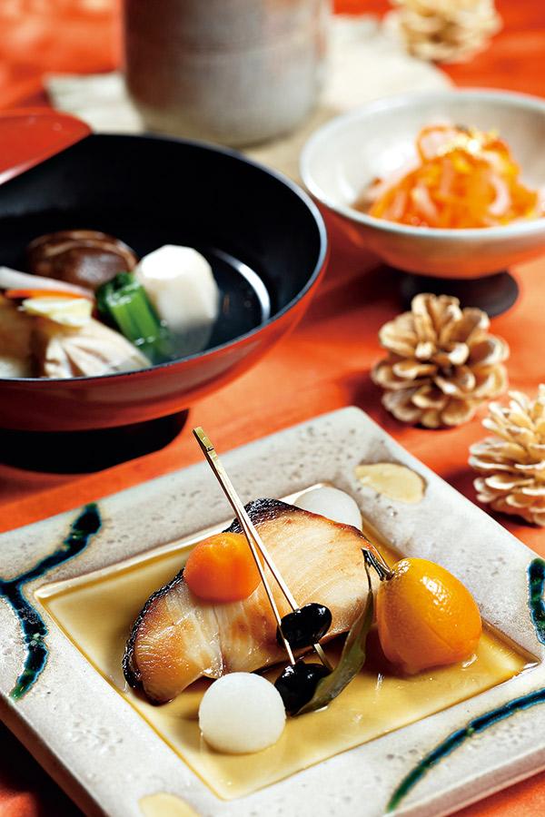 鰤魚味噌漬