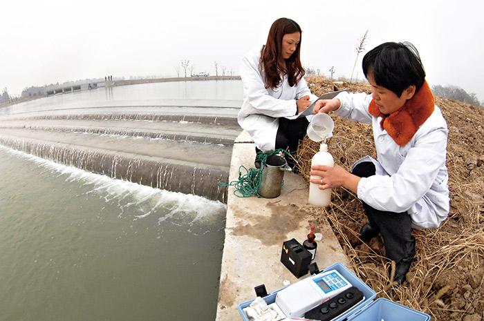 中國注重汙水排放處理,吸引許多優秀環保廠商與人才進駐。