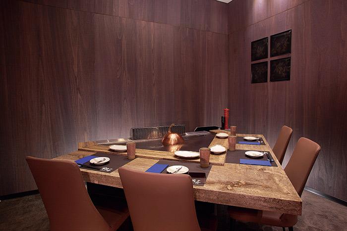 松菱日本料理 日式的鐵執玩味