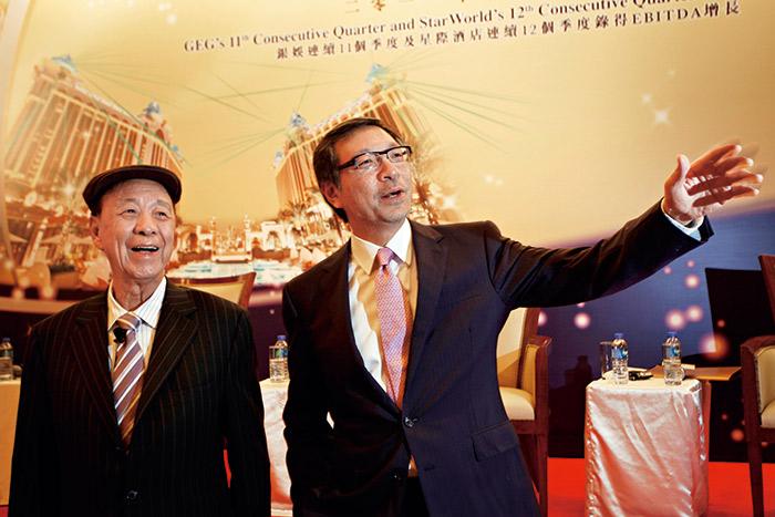 呂志和近年逐漸將手中事業交棒,三子二女中,長子呂耀東是他欽點的接班人。