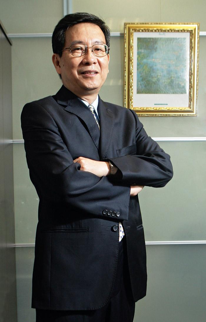 元大寶華綜合經濟研究院院長梁國源認為,中長線而言,人民幣 升值趨勢確立。