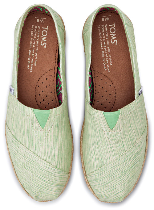 TOMS Dyed Womens Classics