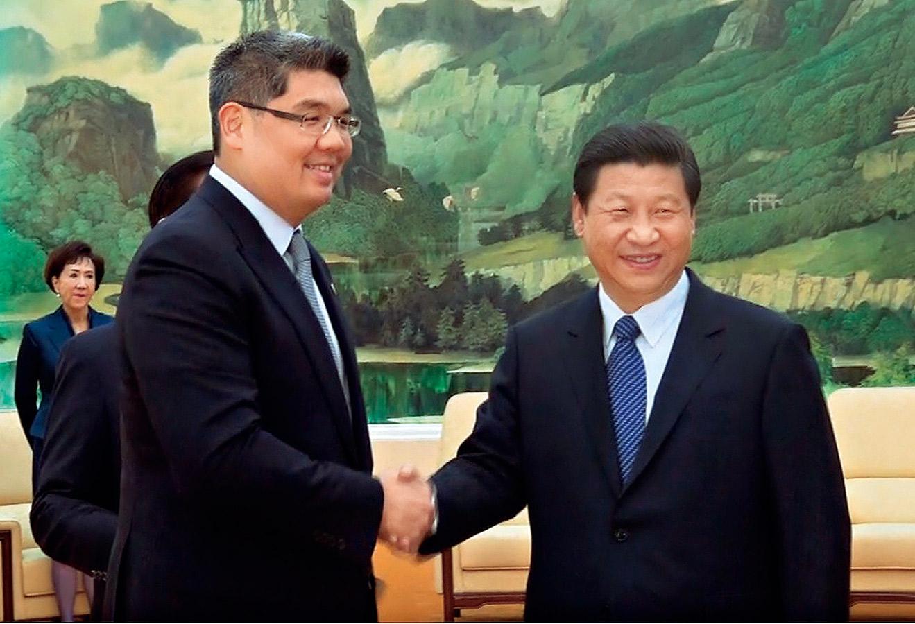 連家與中國領導人的密切關係,可能成為對手攻擊焦點。