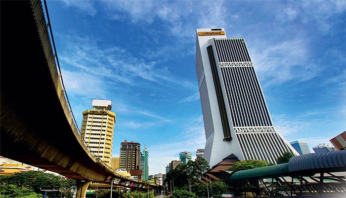 馬來亞銀行總部大樓