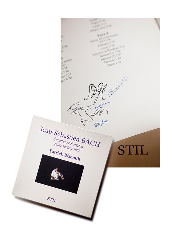 這張編號32/100,有演奏者的簽名, 是林耀民藏打死不賣唱片之一。