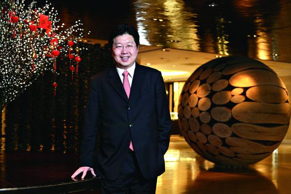 楊應超工作效率超高, 他認為,立下「功勞」 才是職場勝出的王道。