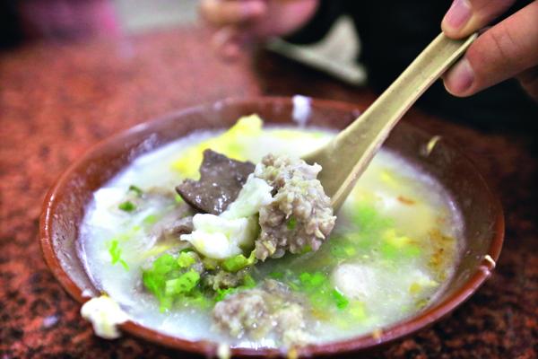 永春廣東粥