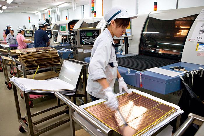 行動裝置及雲端運算需求,讓PCB產業出現另一股成長契機。