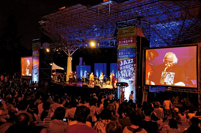 台北爵士音樂節