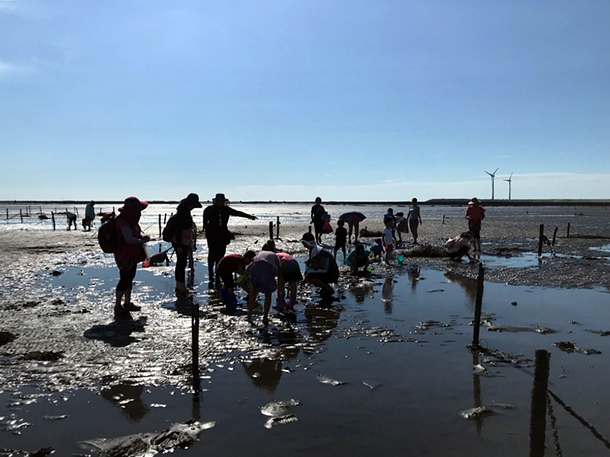 Changhua launches actions to tackle ocean pollution