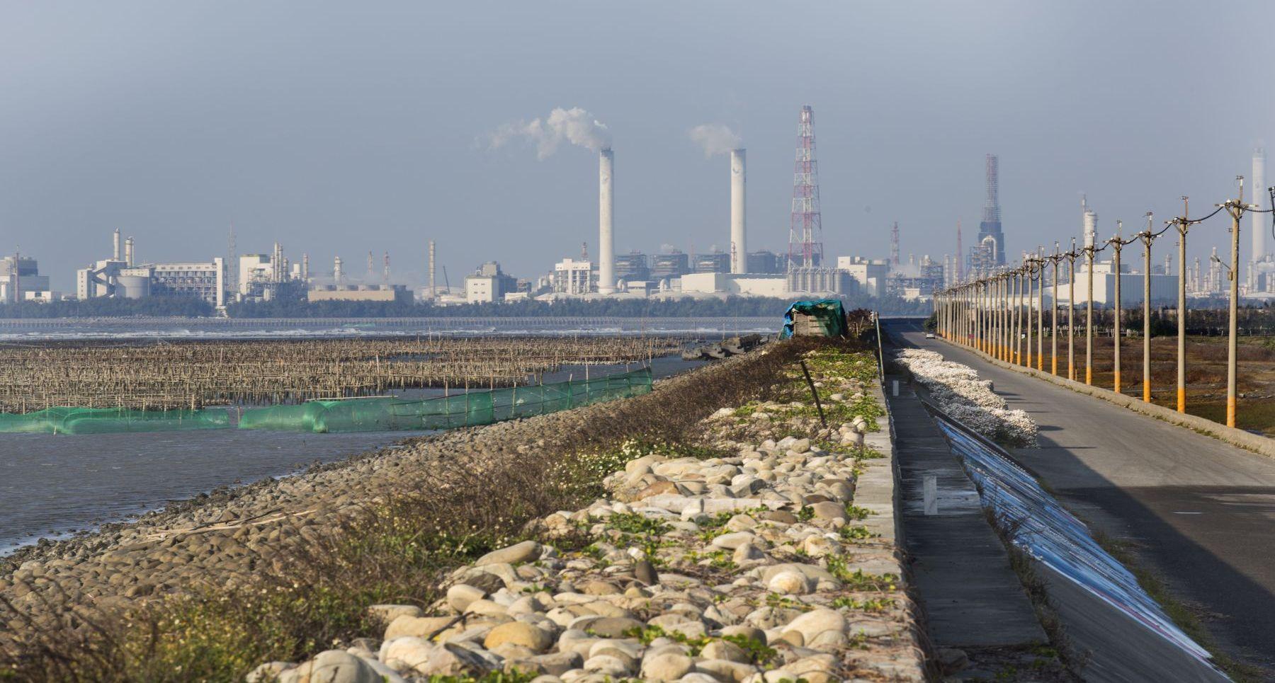 斥資1百億元填海造陸 雲林縣離島工業區放著閒置
