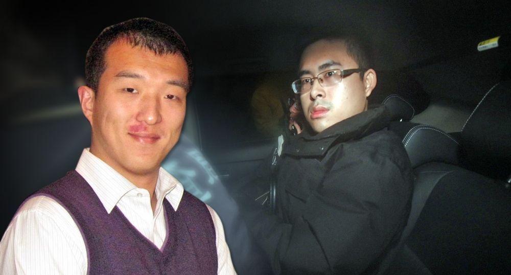 周泓旭利用王炳忠發展共諜組織 國台辦提供20萬美元