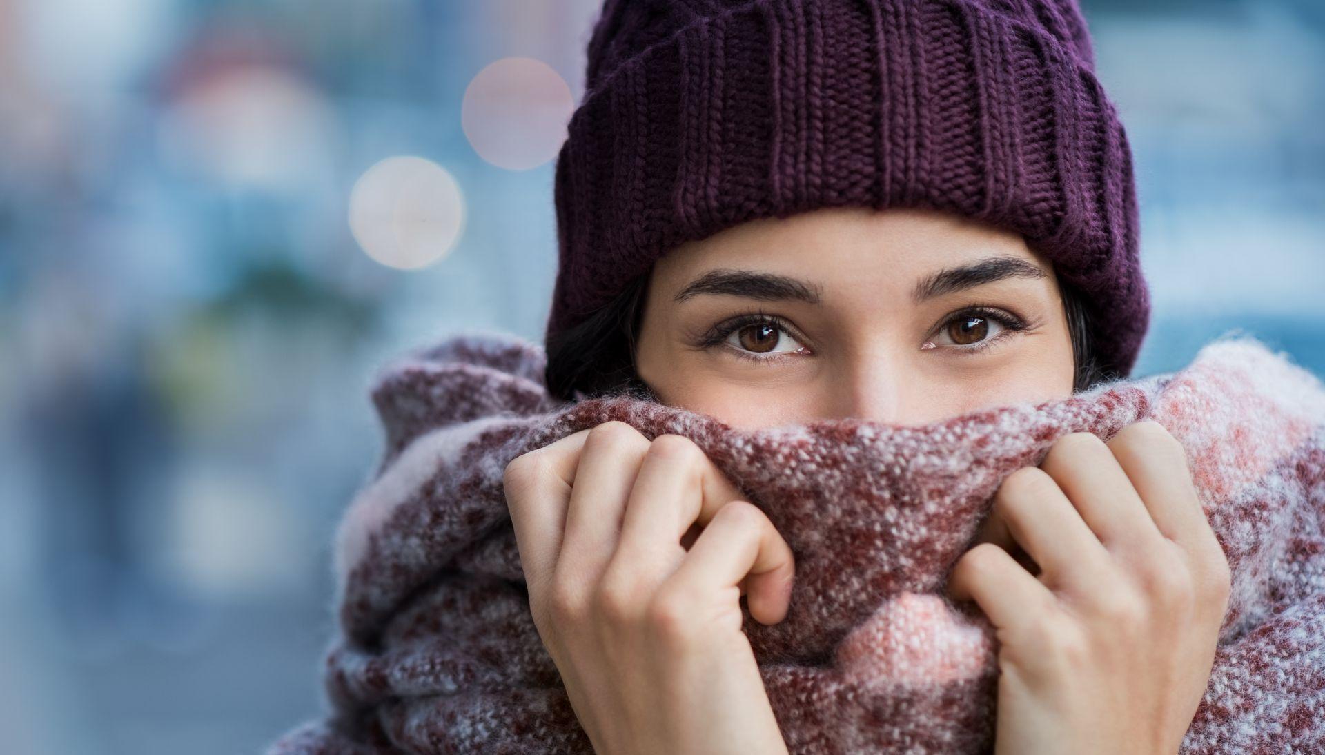 寒流來不能只看溫度 知道怎麼算「 體感溫度 」才專業!