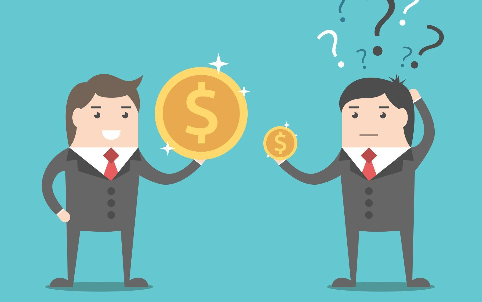 薪水不夠用?網友:工作簡單就別抱怨收入低