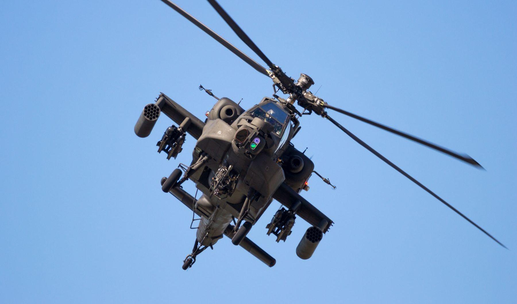 共軍直升機能在1小時內攻台?美軍:台灣比阿富汗戰區危險