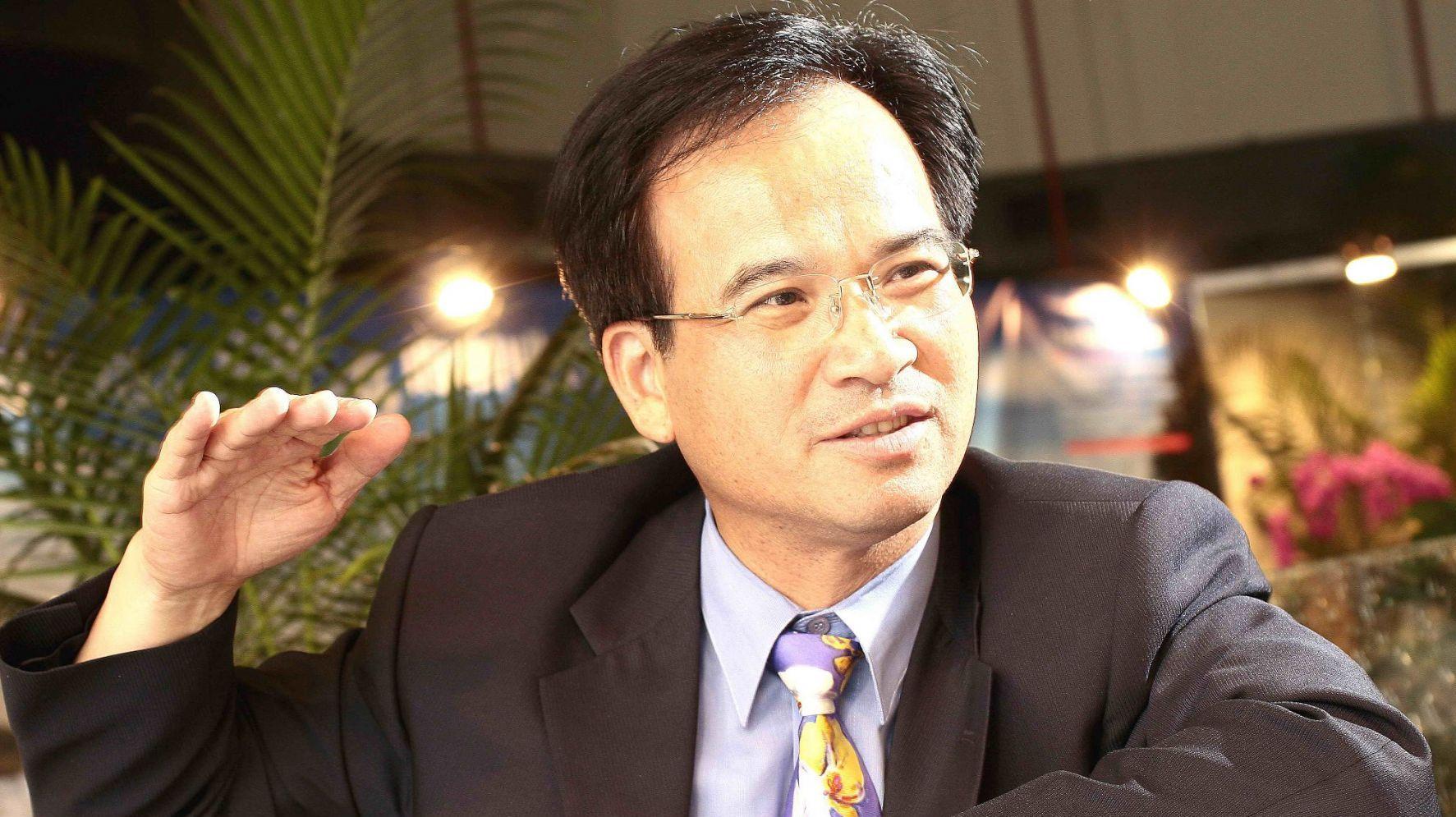 挑戰柯P 前台南縣長蘇煥智明宣布參選台北市長