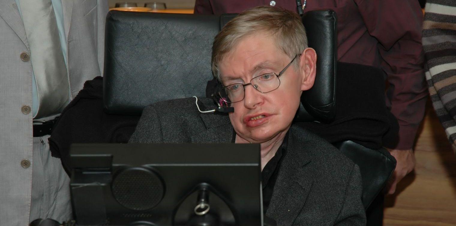 史蒂芬.霍金逝世 享壽76歲