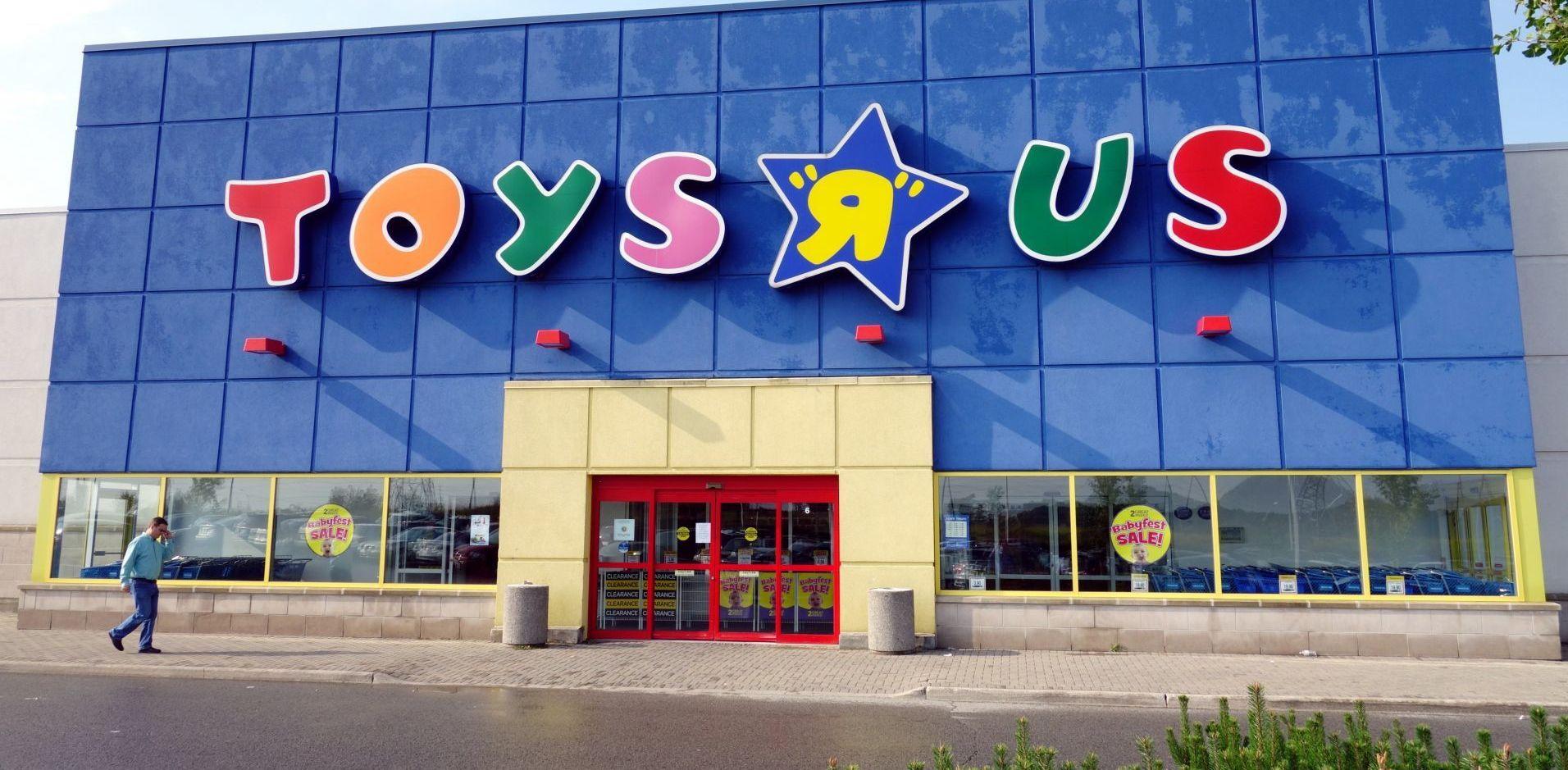 玩具反斗城結束全美營業!小朋友的天堂對傳統零售商再發警訊