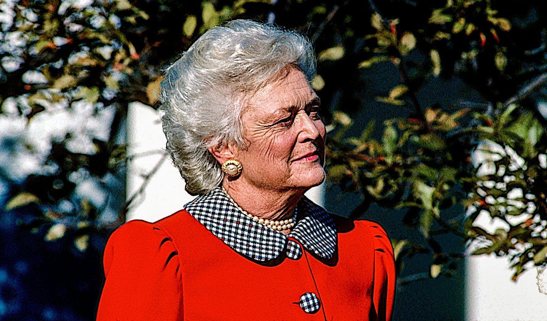 美國前第一夫人芭芭拉逝世 享耆壽92歲