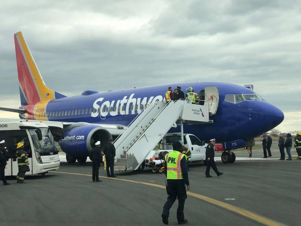 西南航空引擎爆炸意外 女乘客死因出爐