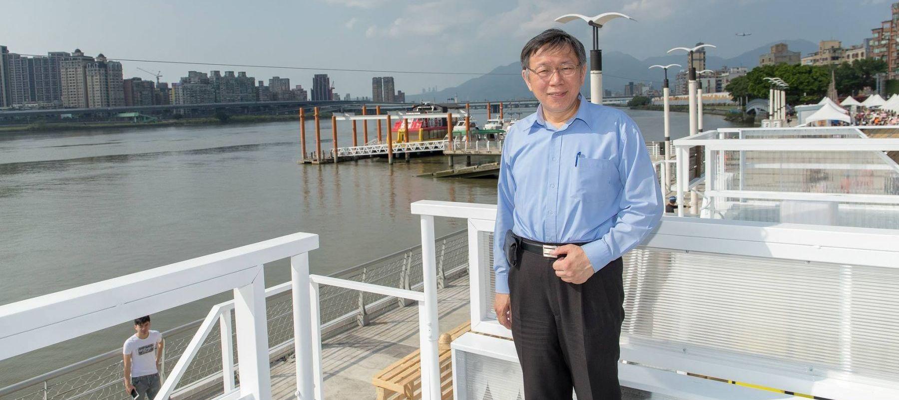 議員公布過勞排行 柯P:全台北市最過勞的就柯文哲