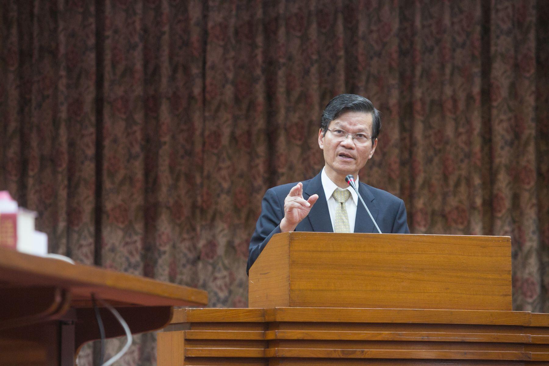 翁啟惠重申清白 「謀殺一位中研院長,台灣獲得了什麼?」