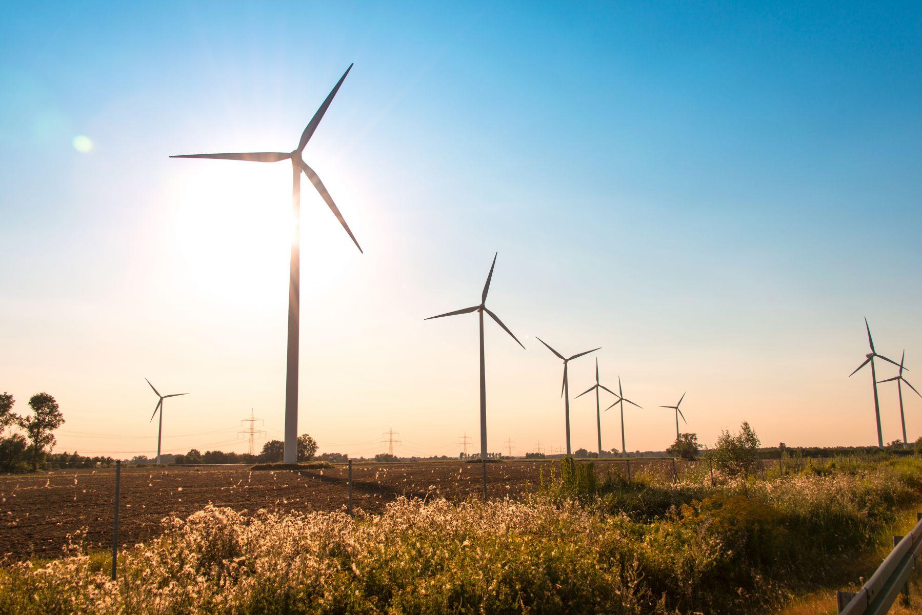 風力發電10年增加10倍,核電掰了!