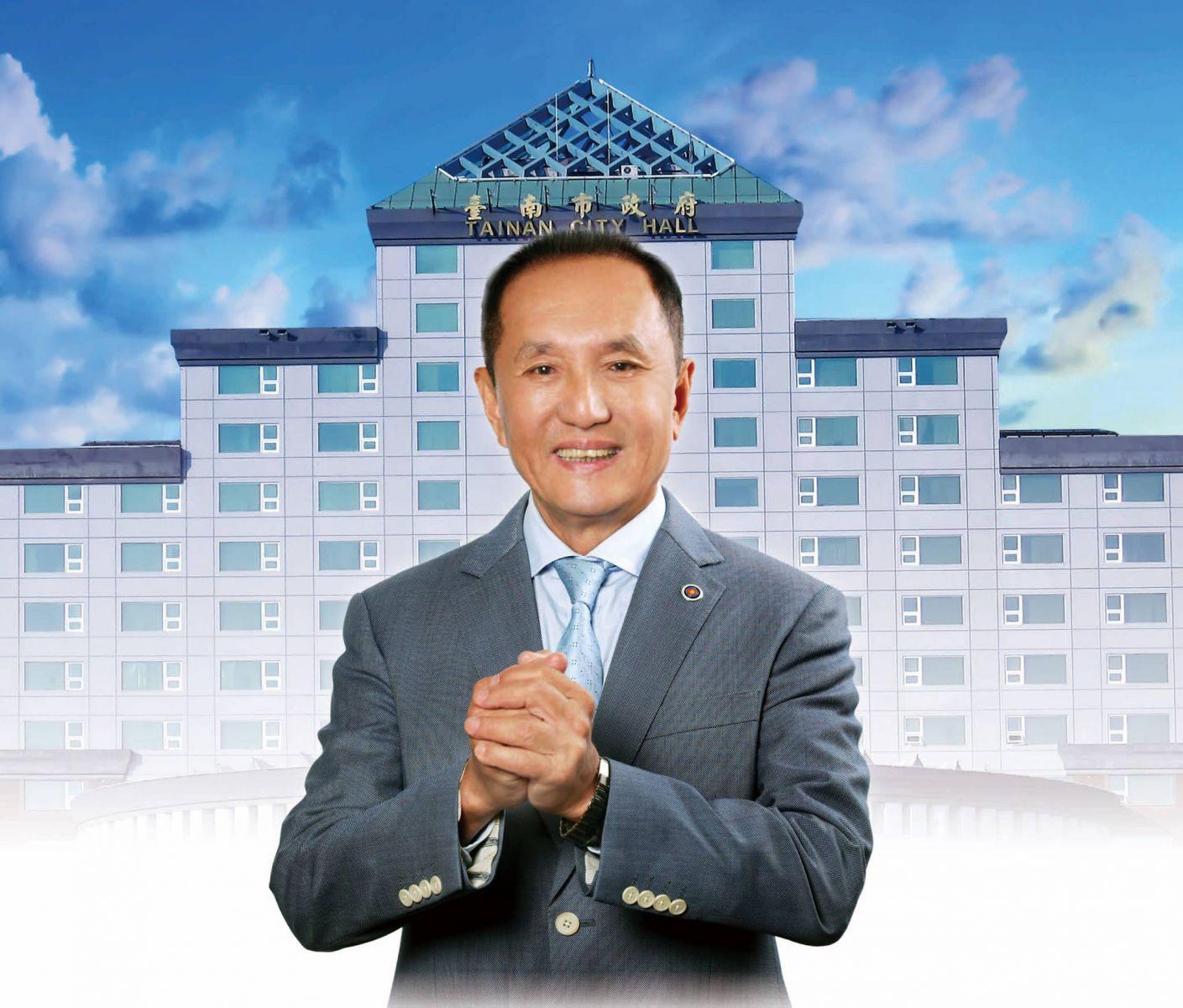 政見超狂、大打電視廣告 台南市長參選人林義豐引熱議