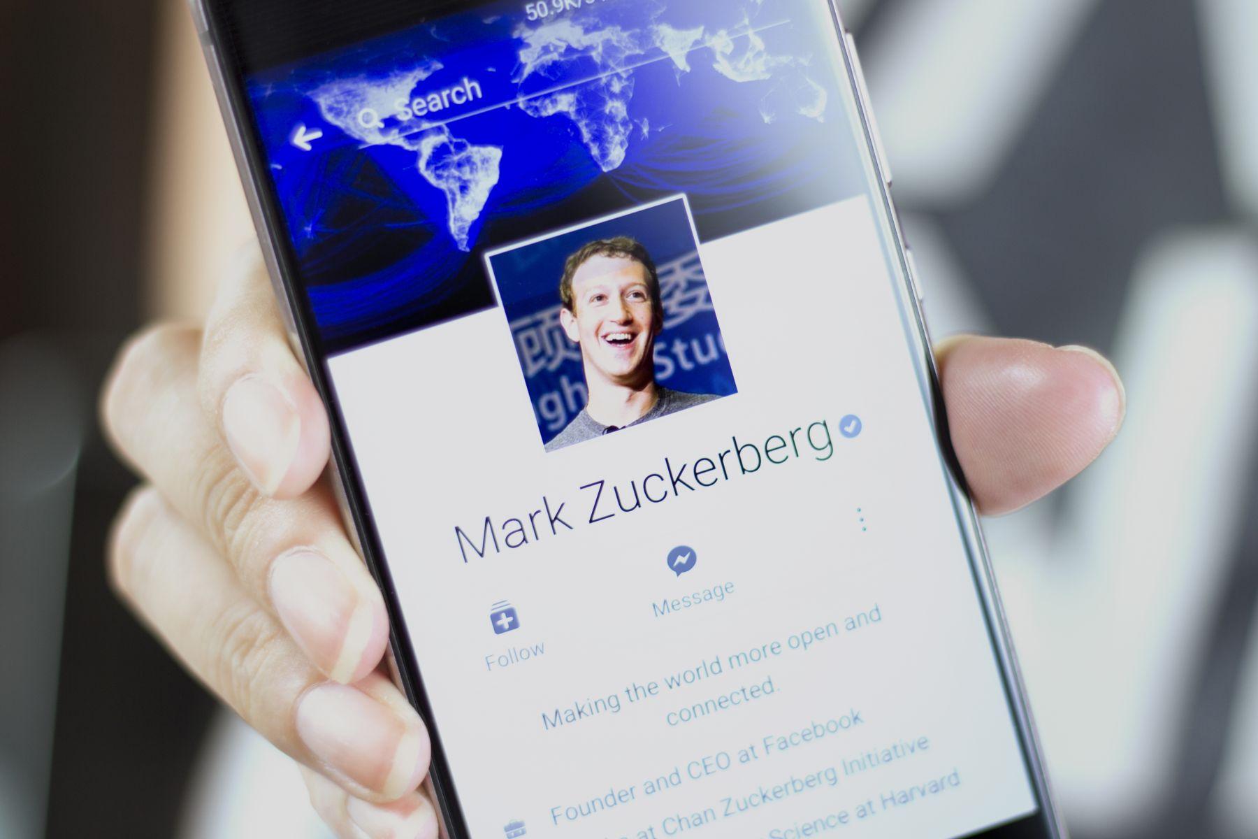 同股不同權弊端浮現 臉書股東無法換掉祖克伯