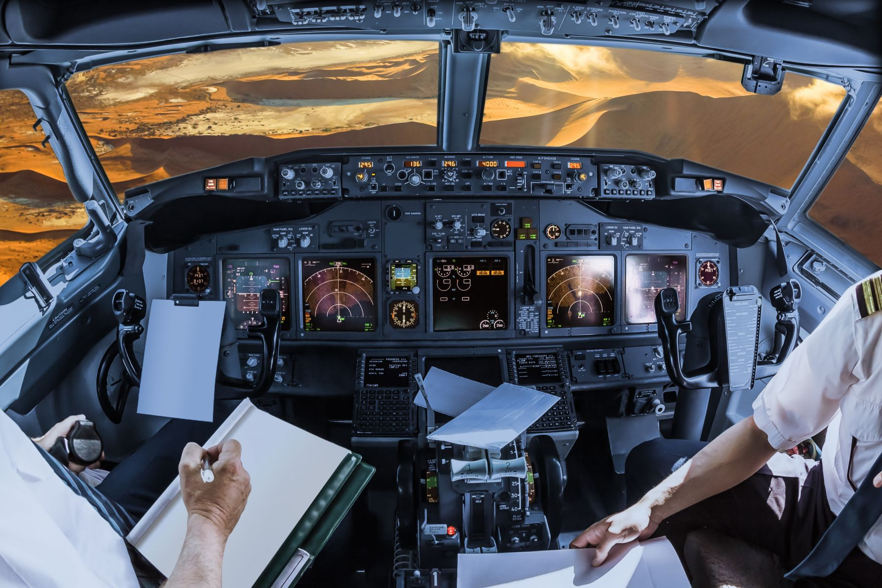 乘客驚魂!中國國航驟降7000公尺 傳因機組人員偷抽菸