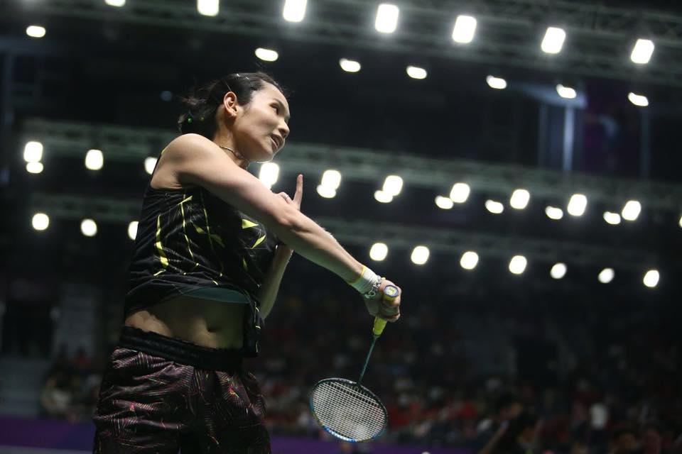 台灣史上第一人!球后戴資穎晉級羽球女單金牌戰
