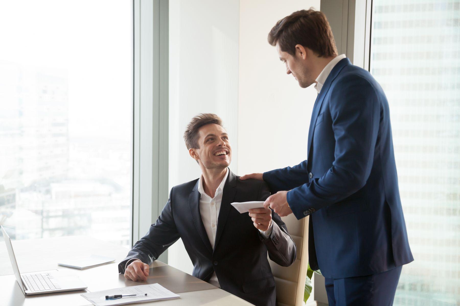 給使命必達的你 別只對得起老闆 但對不起自己