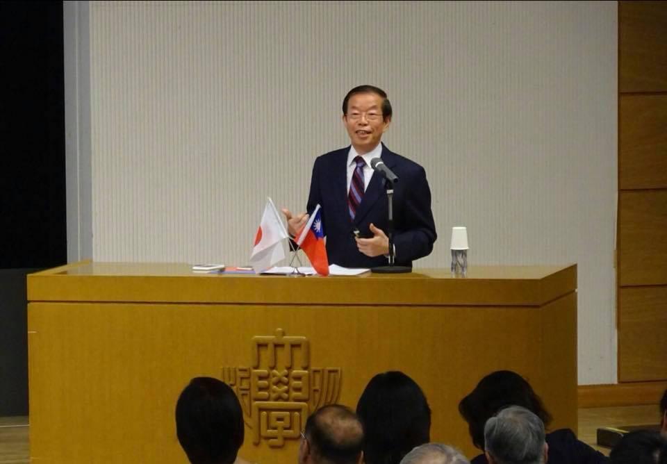 國人批駐日代表沒作為 謝長廷趕赴北海道