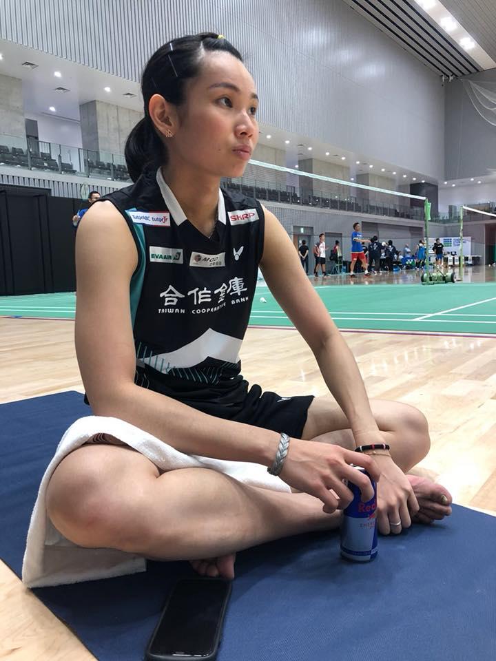 日本公開賽爆冷止步16強 戴資穎:我不是無敵鐵金剛