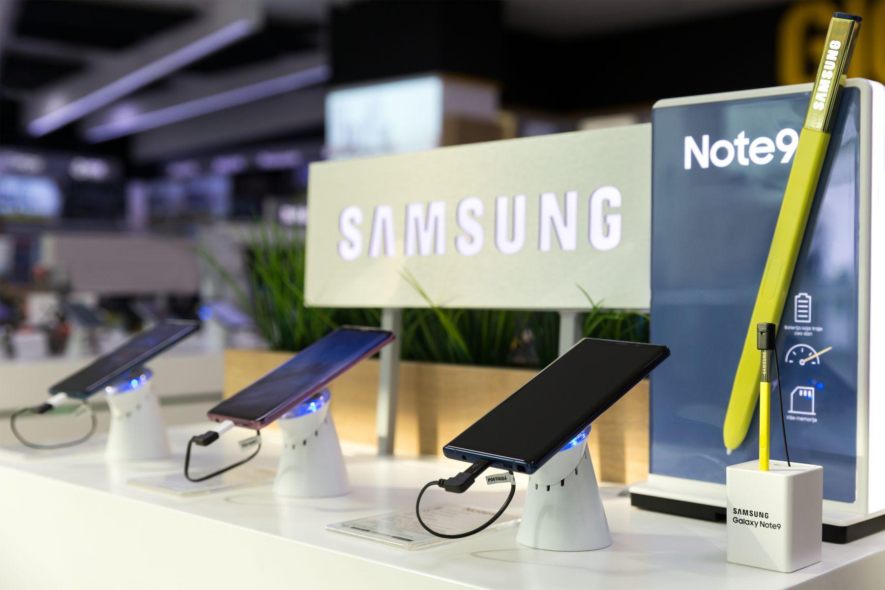 三星惡夢重演?美民眾Note 9自燃、告上法院要求禁售