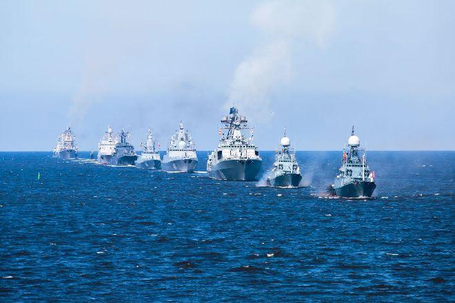 給中國下馬威!CNN:美軍11月擬在台海舉行軍演