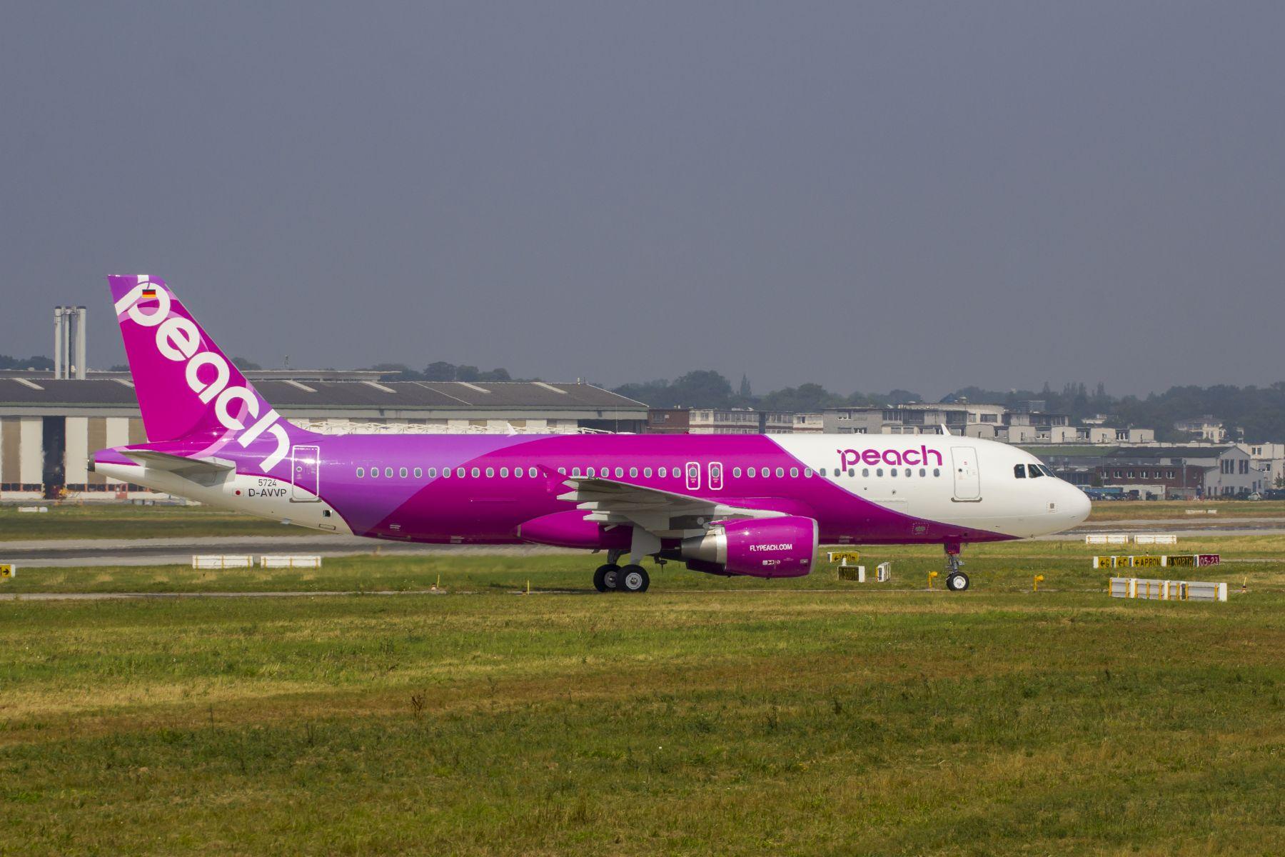 乘客下不了機! 樂桃航空轉降桃園 原機返回日本