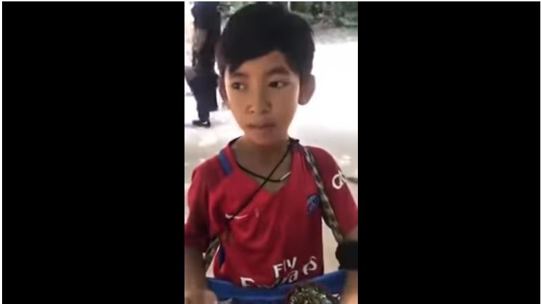 會說15國語言!柬埔寨男孩想出國讀書 獲紅十字會贊助