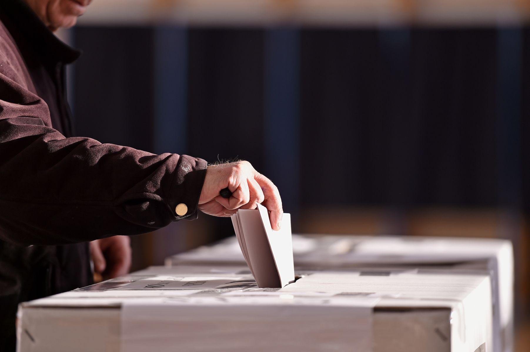 競選活動晚間10時截止 中選會重申投票4大注意事項