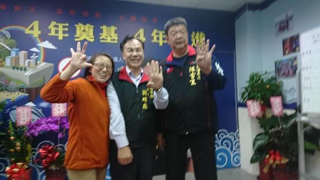 全台領先 連江縣長選舉 劉增應連任成功