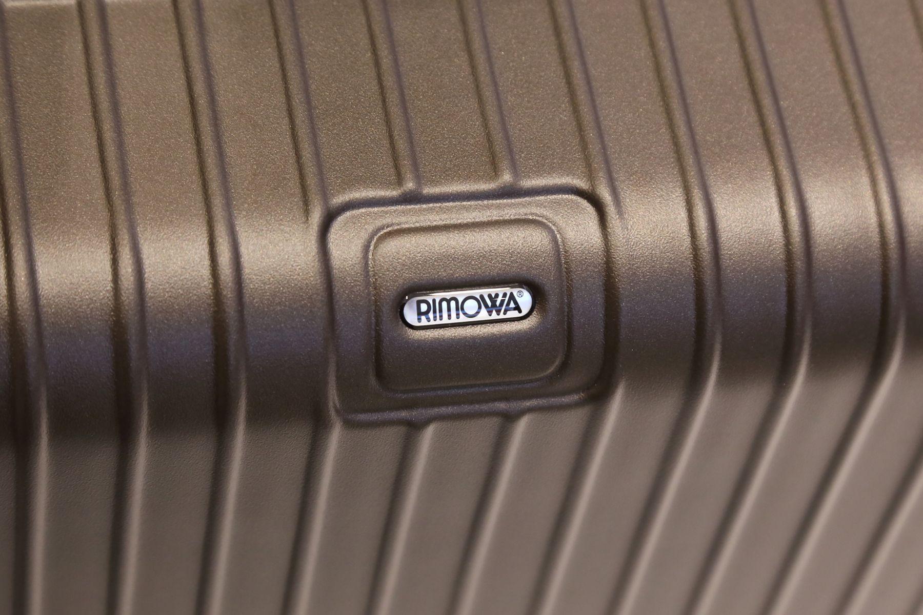 RIMOWA德國原廠不供貨 代理商:全台門市將逐步歇業