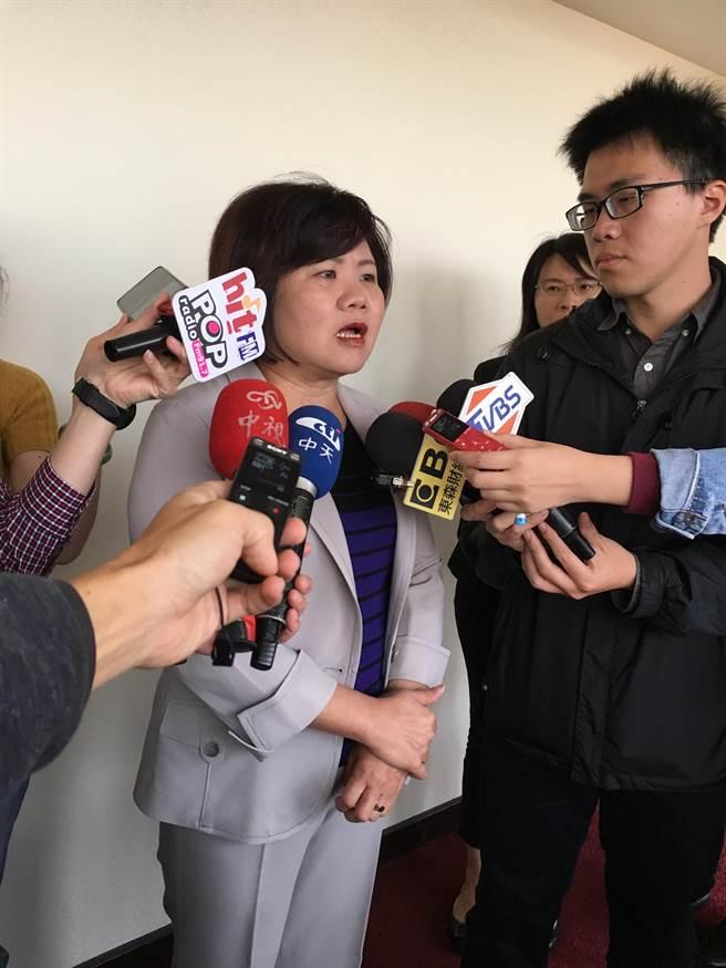 民進黨敗選還勞工「七天假」? 許銘春:再研議