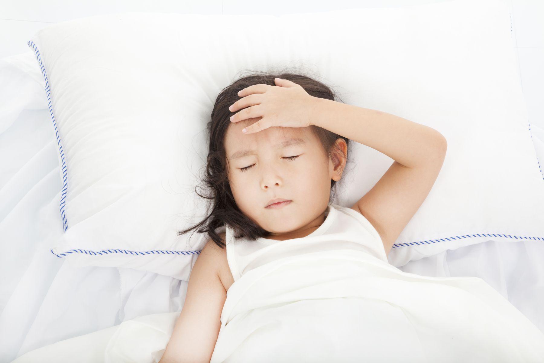 女童併發腦膜炎3天死亡!流感到頂點了嗎?台大權威醫師黃立民給答案