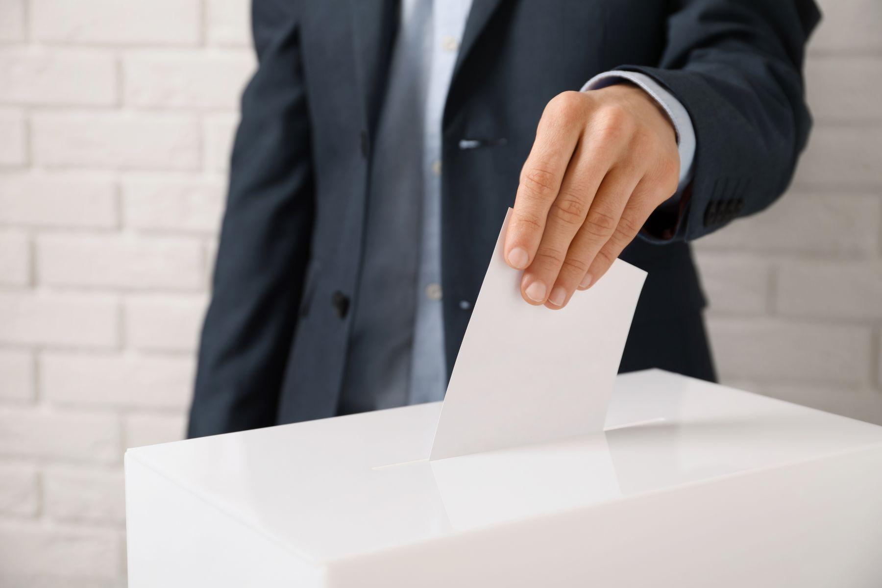 中選會拍板!2020總統大選投票日出爐