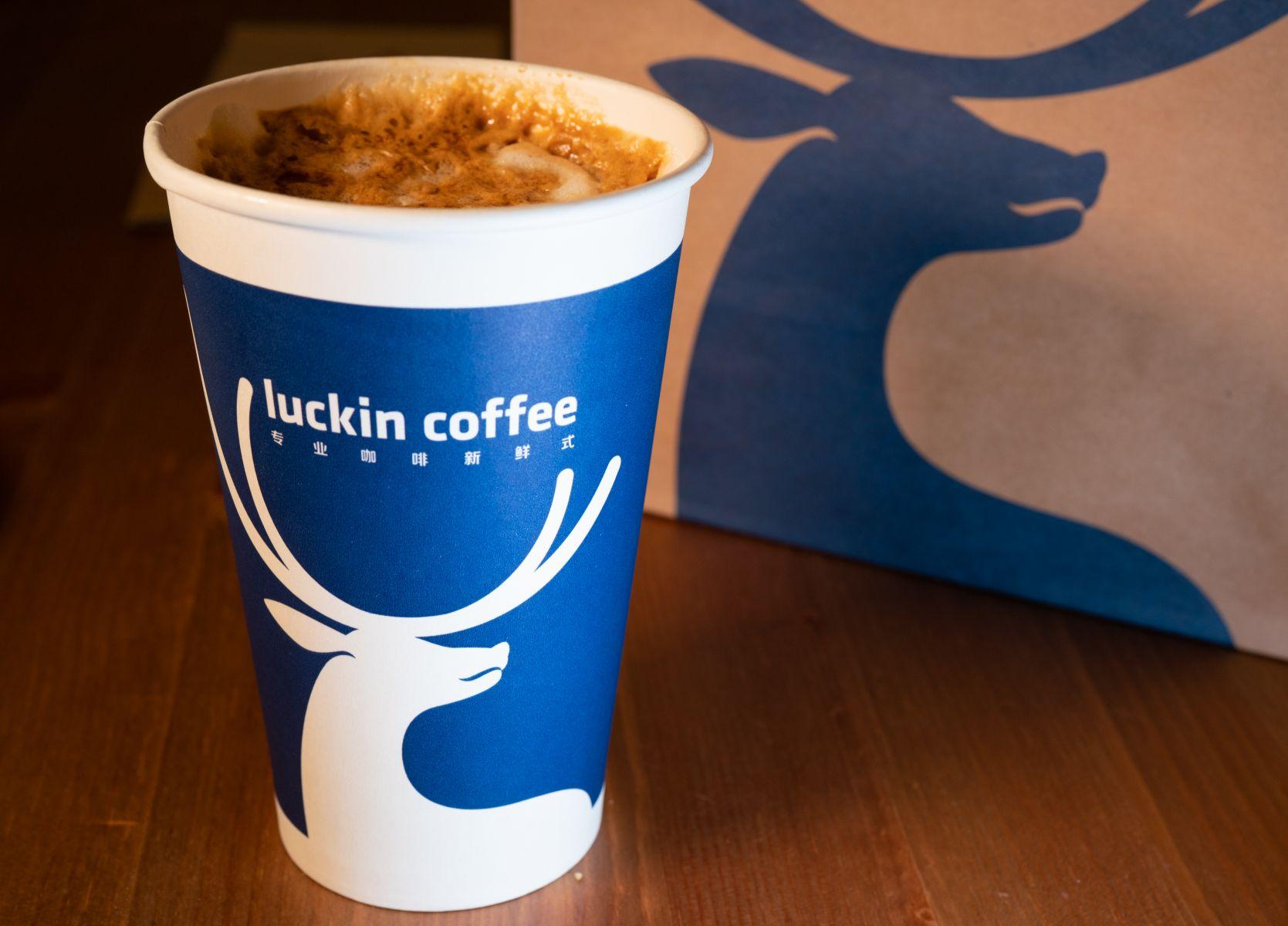 星巴克大股東助攻 瑞幸咖啡估值衝29億美元