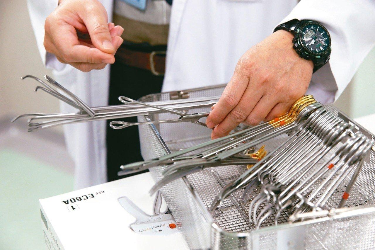 醫界再爆黑幕 一次性手術器械遭重複使用