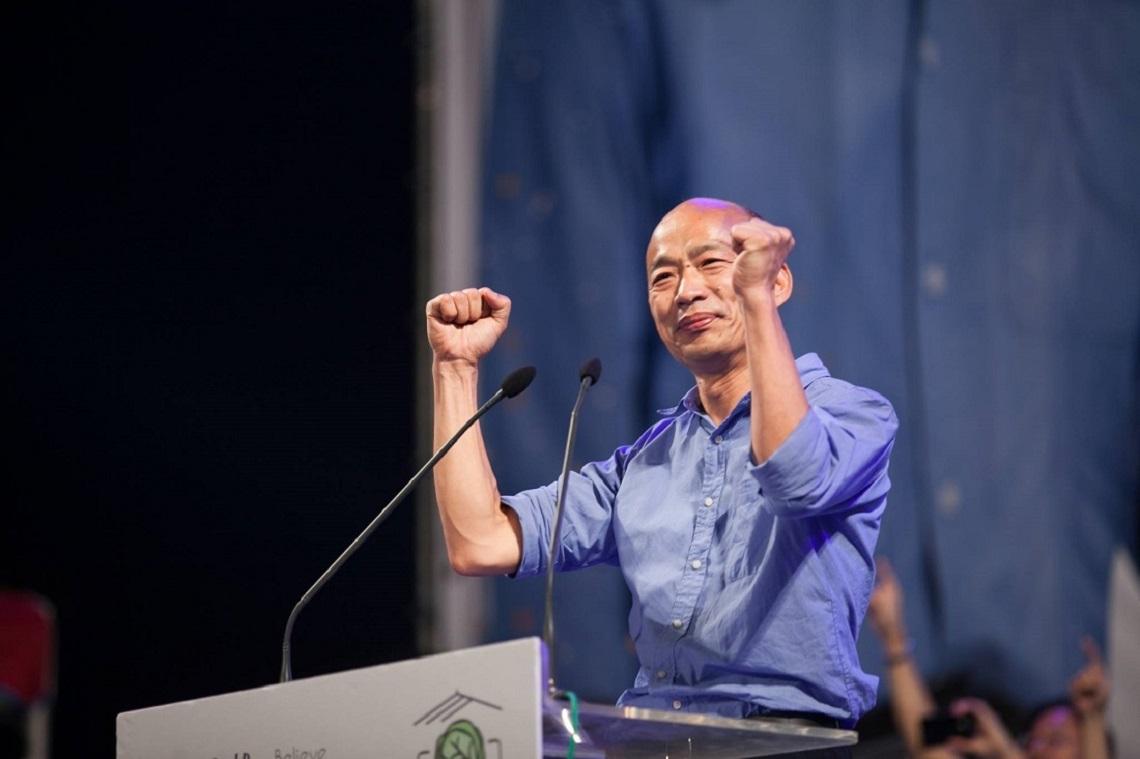 台南市長放豪雨假 高雄人「急尋韓國瑜」 市長回應了