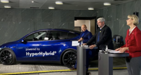 馬斯克的特斯拉原型車,被德國汽車工業拿來改裝成氫燃料汽車!